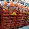 Fornecedor de pão hot dog