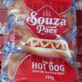 Pacote de pao de cachorro quente valor