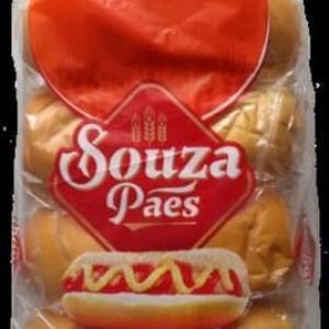 Pacote de pão de hot dog preço